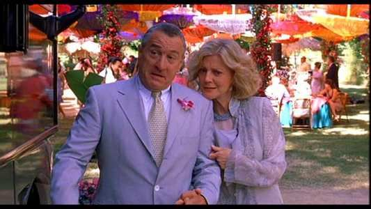meet the fockers wedding scene umbrellas at walmart