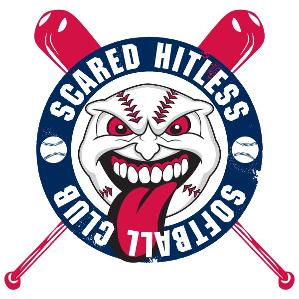 scared hitless shirts : Scared Hitless : Sports Stuff : Pinterest