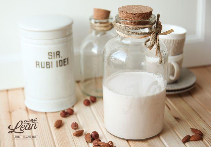Almond & Hazelnut Milk