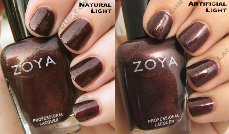 Zoya Kalista- this is a Bree color Zoya Kalista