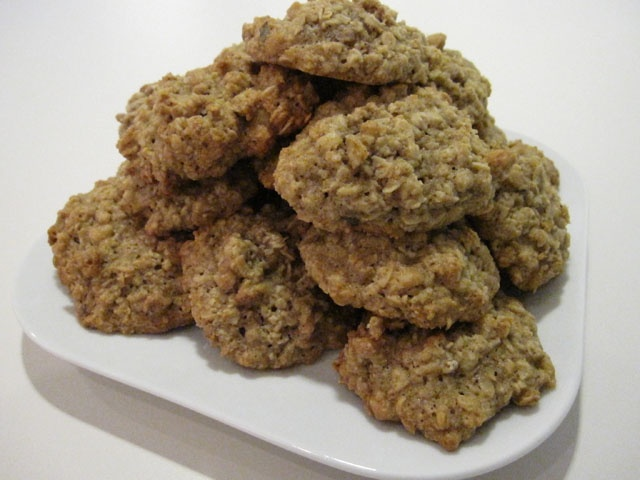 Maple Walnut Oatmeal Cookies | Recipes to try | Pinterest