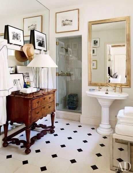 ralph lauren bathroom bathrooms pinterest