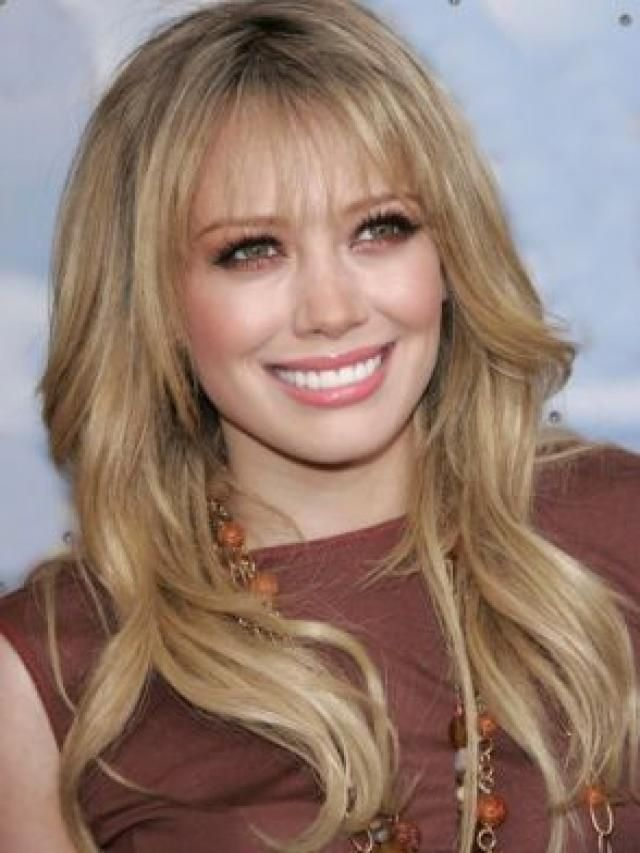 Hairstyles with Long Layers and Bangs 2013