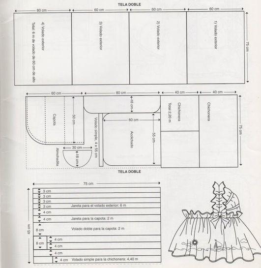 Вязание пинеток легкий способ 27