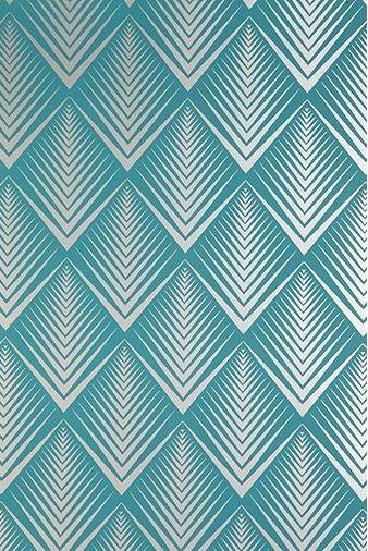 Blue diamond pattern - Wallpaper Ideas | Love & patrones y ...