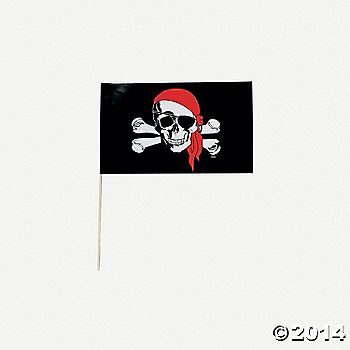 small pirate flags for sale