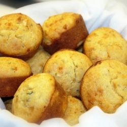 Corn Muffins with Cheddar and Thyme. | muffins part deux : savory | P ...