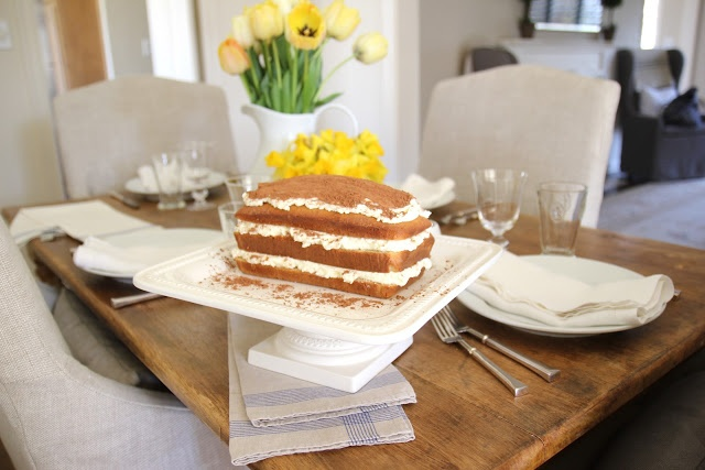 Tiramisu Pound Cake | Cakes... Coffee, Cup, Layer, Sheet, Cheese etc ...