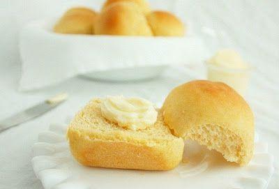 Buttermilk Sweet Potato Dinner Rolls | Food | Pinterest