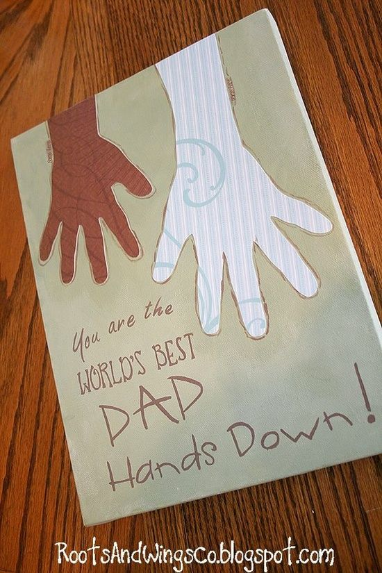 homemade father's day gifts for stepdads