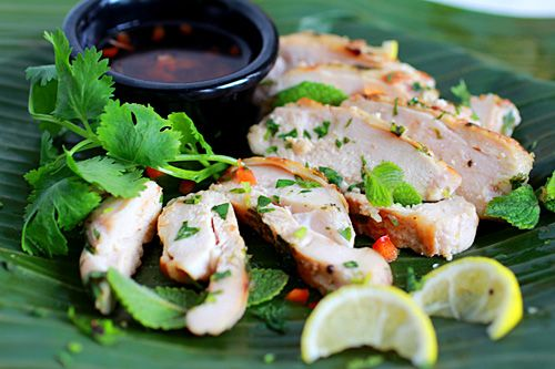 Lemongrass Cilantro Chicken : this chicken is SO full of flavor, it's ...