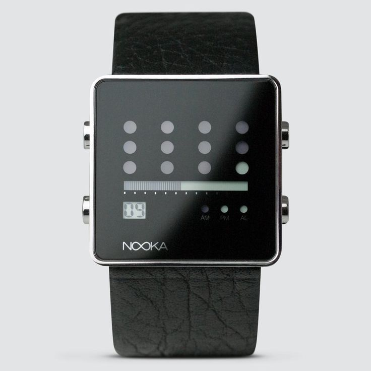 Nooka Watches | NuWatches | In Quintessence | Pinterest