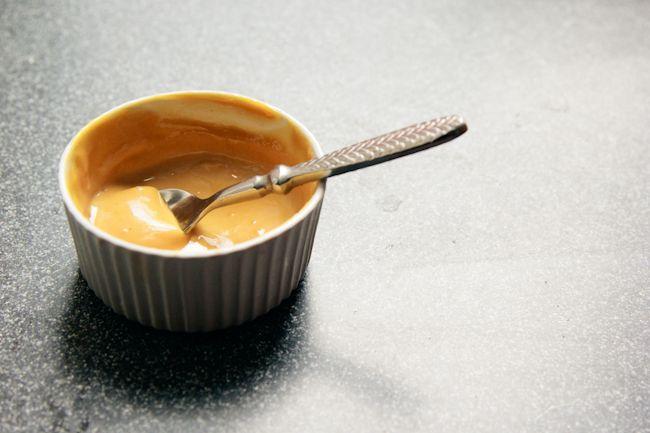 Gjelina's Butterscotch Pot de Creme | London Bakes