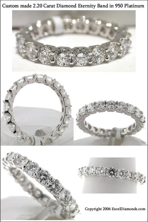 Cartier eternity band