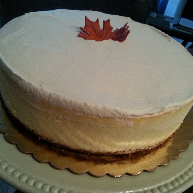 Sweet potato cheesecake | My food creations | Pinterest