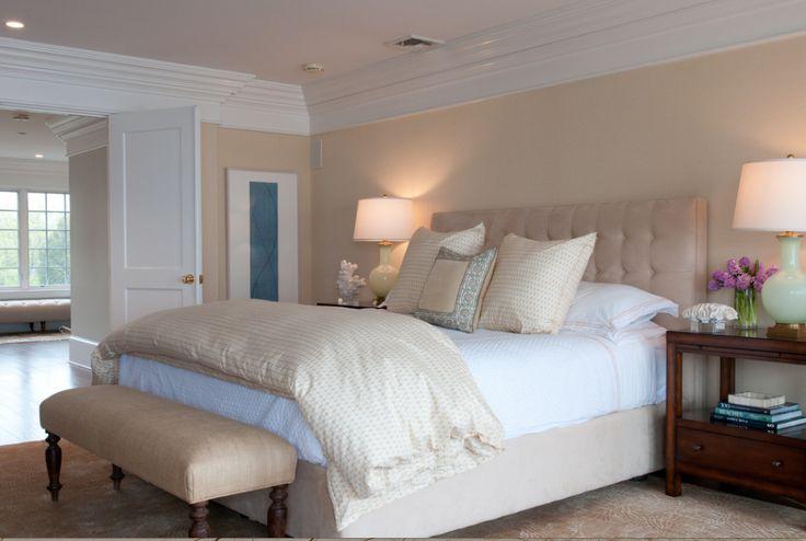 Neutral calm master bedroom ideas pinterest for Neutral bedroom ideas pinterest