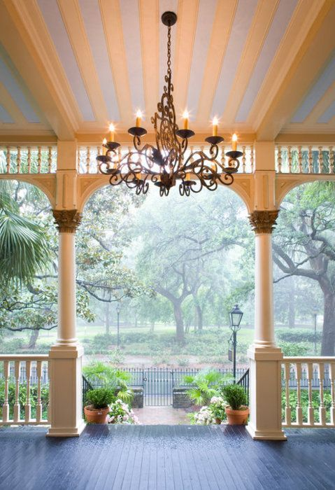 Southern front porch home pinterest for Southern front porches