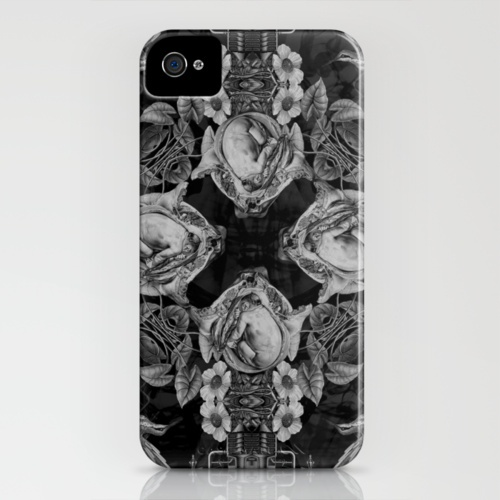 Birth iPhone Case from Antagoniste