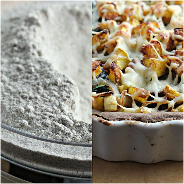 buckwheat harvest tart via Eats Well With Others, from Sprouted ...