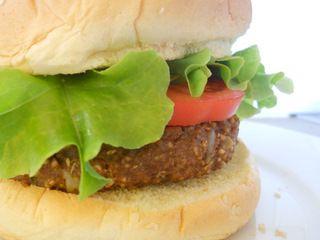 Farro Burgers | recipes | Pinterest