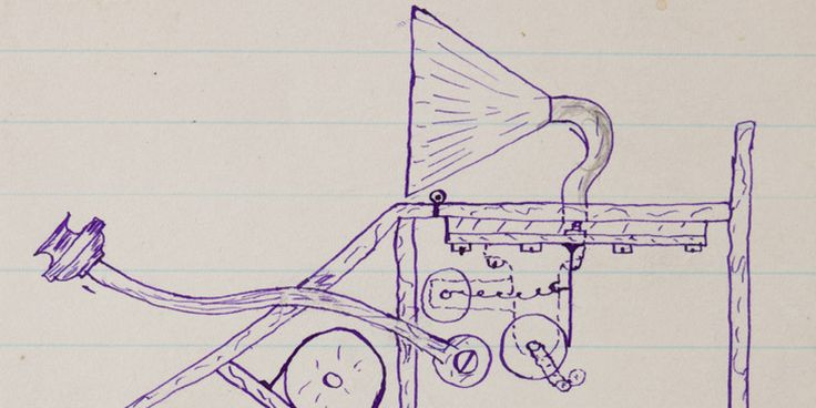 Peek Inside Thomas Edison's Creative Journals