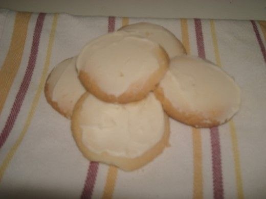 Easy and Delicious Melt-away Cookie Recipe