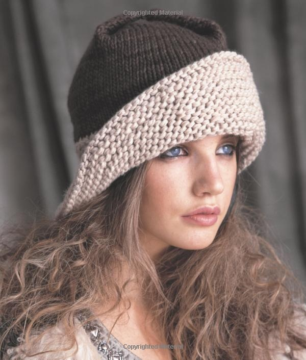 Knitting Pattern Books Hats : Pin by GMa Ellen Crochet Gifts on Learning to Knit ...