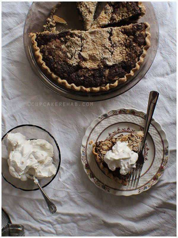 An easy shoo-fly pie recipe! | CUPCAKE REHAB DOT COM! | Pinterest