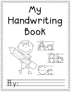 hand writing book