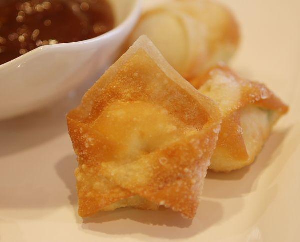 Crab and Cream Cheese Wontons | Recipe