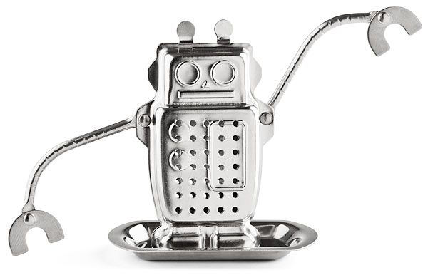 robot_tea_infuser,amazon, Buy, creative, home, innovative, kitchen, products, useful, design, inspiration, cooking,