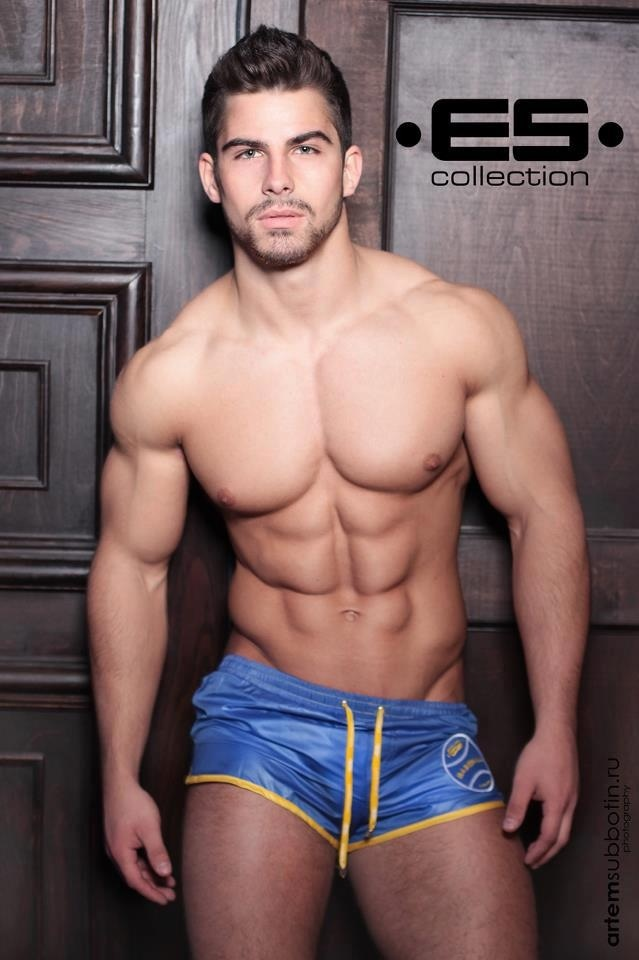 Roman Dawidoff In ES Collection  Underwear Man Y