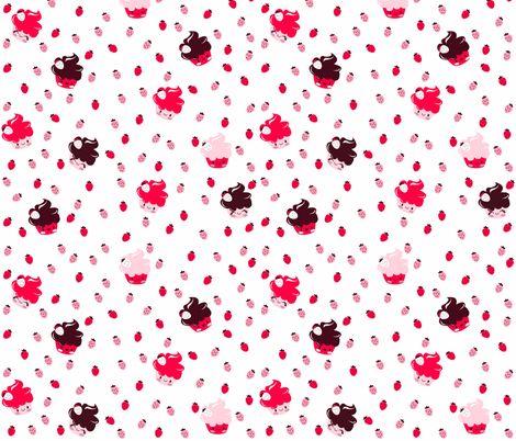 Cupcake-fabric fabric
