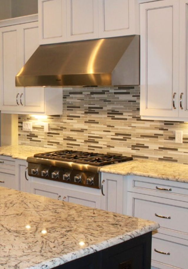 Backsplash idea kitchen ideas pinterest for Kitchen ideas pinterest