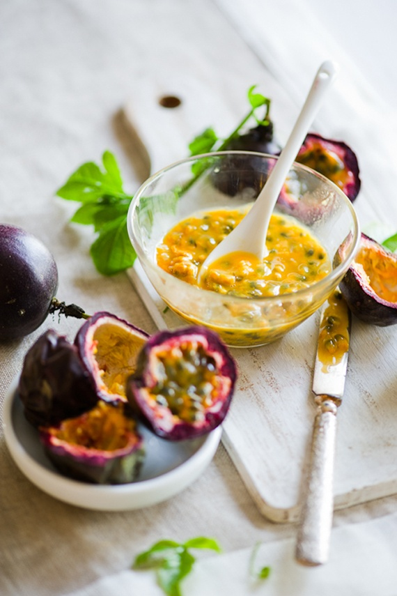 passionfruit -- my absolute favorite. want me to say yes, find one of ...