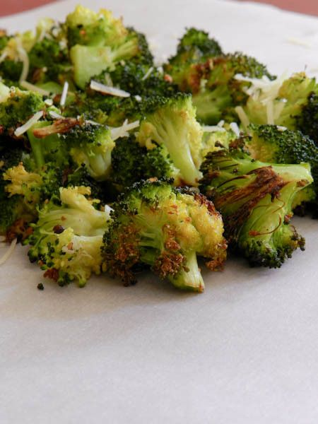 roasted broccoli | Favorite Recipes | Pinterest