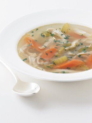 Hearty Chicken Vegetable Soup | Soup | Pinterest