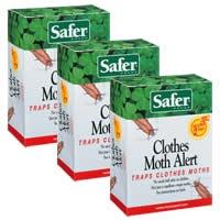 safer clothes moth trap suzy homemaker pinterest