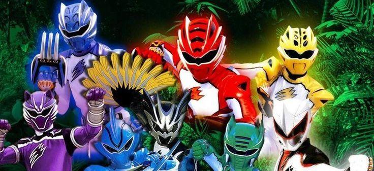 Phim Power Rangers Jungle Fury