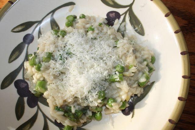 ... to Make Perfect Risotto -- plus a recipe for Risotto alla Primavera