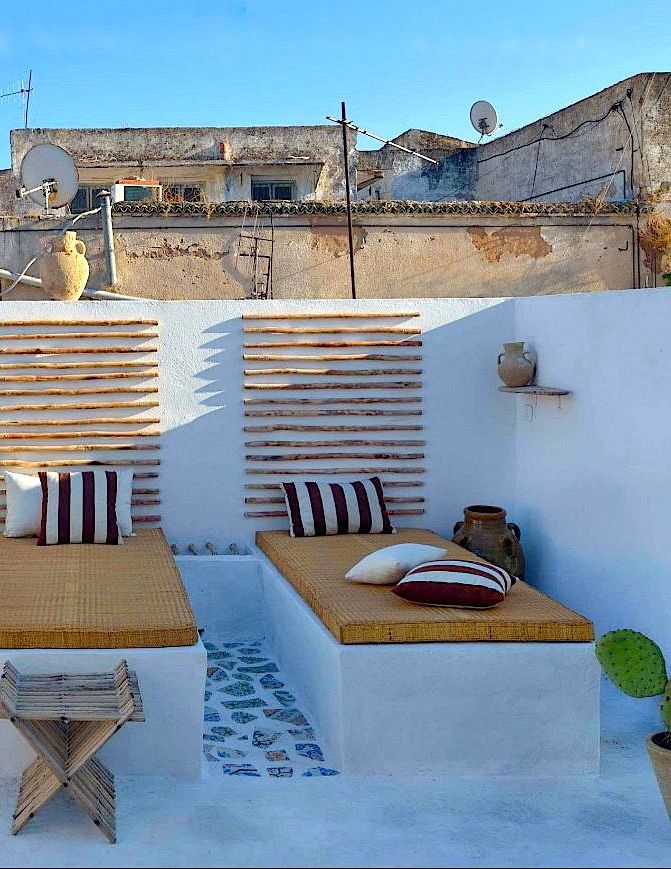 mediterranean terrace love it pinterest. Black Bedroom Furniture Sets. Home Design Ideas