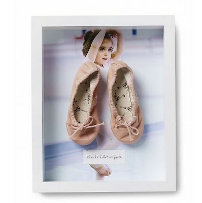 Good idea for first ballet slippers