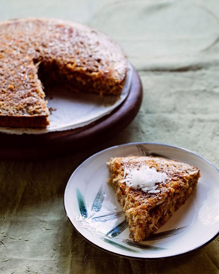 Tapioca Cake | thumb in plum