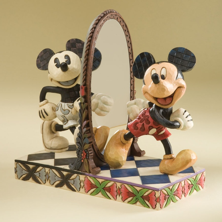 Mickey Mouse - 80 Years of Laughter by Jim Shore