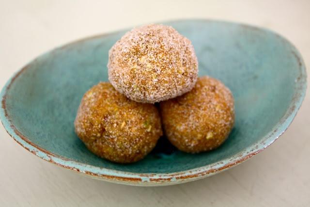 Sephardic (Moroccan) Charoset Truffles | Favorite Recipes | Pinterest