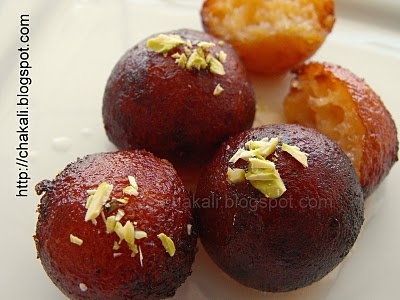 Gulab Jamun - Indian Syrup-Soaked Donut Holes Recipes — Dishmaps