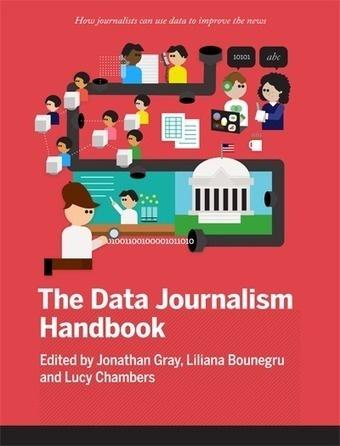 The data journalism handbook luc bonesini blog pinterest
