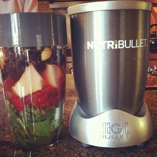 between the nutribullet amp the magic bullet is power the nutribullet ...