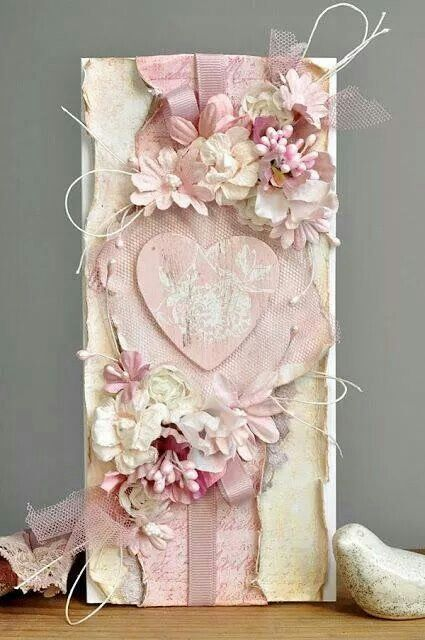 Pin by patricia deco scrap on cards tags pinterest - Decoracion shabby chic vintage ...