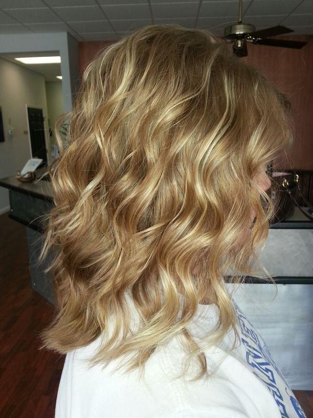 beach wavy hairstyles : Beach waves hairstyles Pinterest